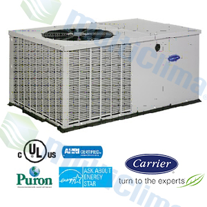 Single Packaged Air Conditioner System